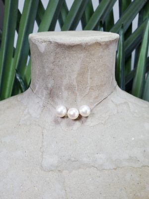 NECKLACE Pearl L